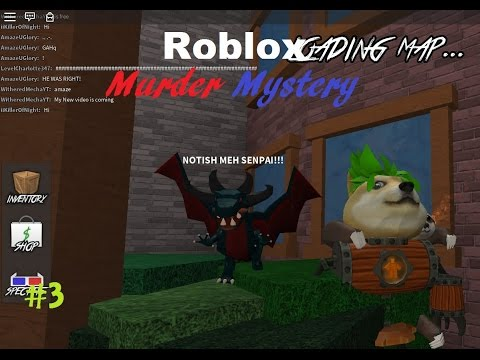 Roblox I Got The Noble Dragon 1 Murder Mystery 2 Youtube