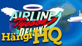 Airline Tycoon Deluxe mit Lisa & Max | 20.03.2019