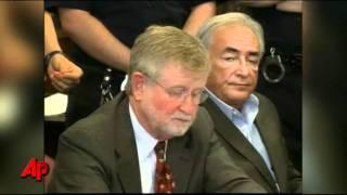 Ex-IMF Chief Gets $1M Bail in Sex Assault Case