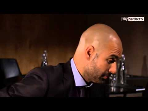 Pep Guardiola (Bayern Munich coach)   Extended interview