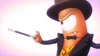 Funny Animated Cartoon | Spookiz | Magic Tricks | 스푸키즈 | Kids Cartoons | Videos for Kids