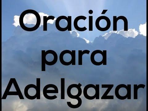 Oracion a dios para adelgazar