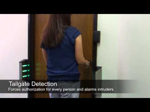 Door Detective Compact - Tailgate Detection