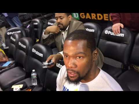 Kevin Durant discusses tight friendship with Avery Bradley