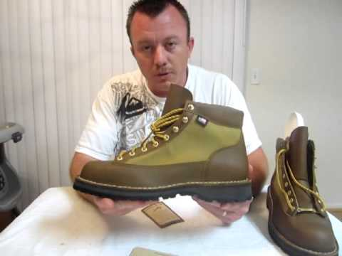 Danner Light unboxing and review - YouTube