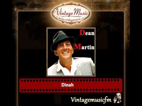 Dean Martin & Dick Stabile And His Orchestra – Dinah