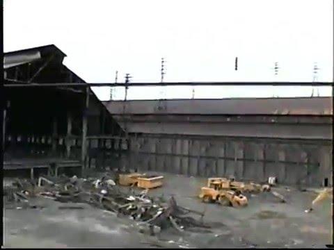 Bethlehem Steel demolition-March 27, 1999