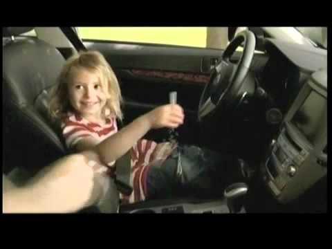 Subaru Little Girl Grows Up Youtube