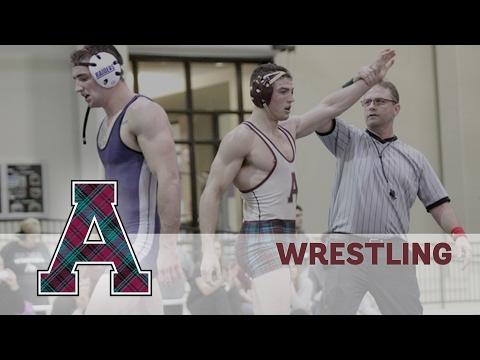 NCAA Division III Wrestling - Alma College vs. Adrian College