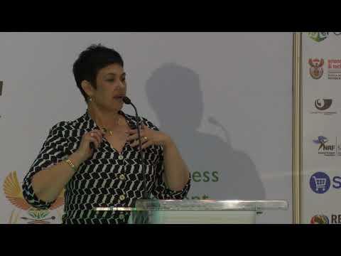 Sharon van den Heever, SMME Forum Chairman, Durban Chamber of Commerce