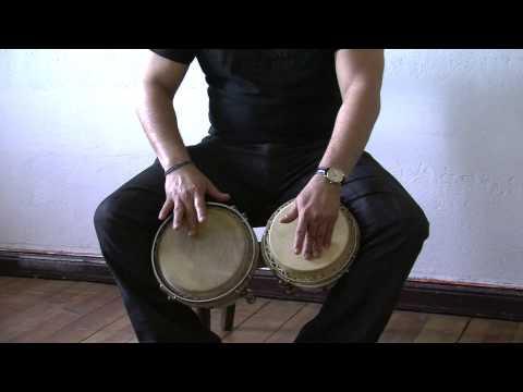 Bongo Drums für Rock und Pop - Lesson 01