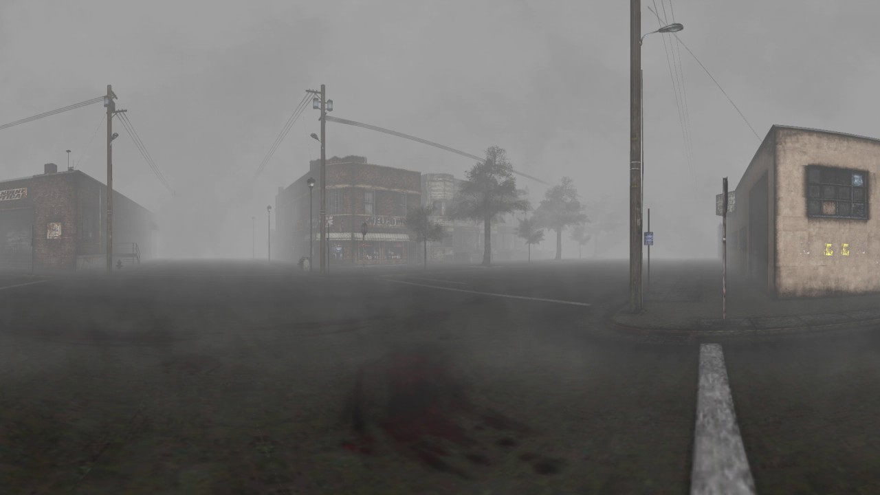 360vr Image Silent Hill 2 Town 1 Youtube