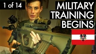 Back to the Army - Novritsch Daily Vlog #1