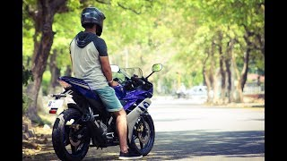 Yamaha R15 v2.0 |2017 edition | review in india