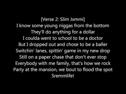 Rae Sremmurd - Swang (Lyrics)