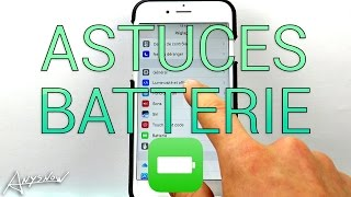 Économisez la batterie sur iOS 10 · iPhone, iPad & iPod Touch !