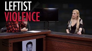 Cassandra Fairbanks tells Gavin McInnes about violent threats against her