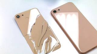 iPhone 8 Back Glass Repair (The Easy Way)