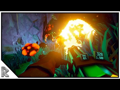 THIS IS SO DIFFICULT! - Deep Rock Galactic Gameplay #3 (Pre-Alpha Footage)