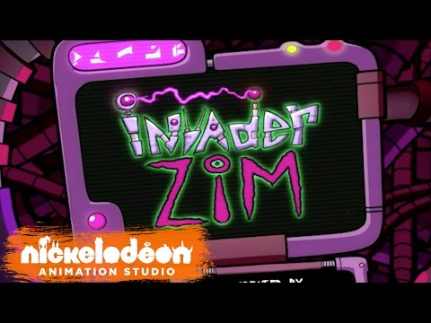 """""""Invader Zim"""" Theme Song (HQ) 