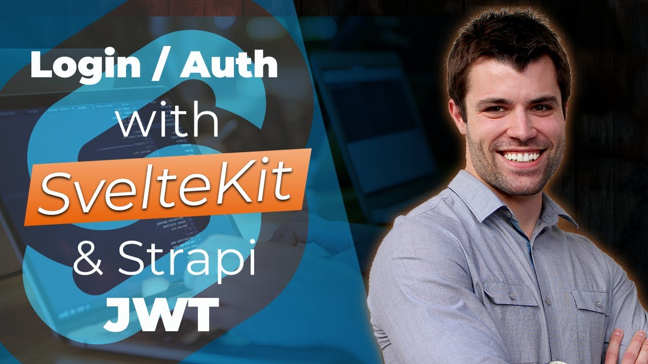 How to use JWT with SvelteKit and Strapi
