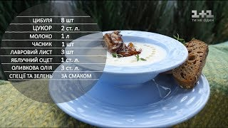Цибулевий суп – рецепти Сенічкіна
