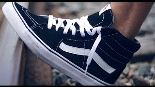 How To Wear Vans Sk8 High Tops (3 Different Oufits)