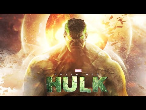 MARVEL BUYS THE HULK RIGHTS BACK FROM UNIVERSAL!  AVENGERS 5 WORLD WAR HULK CONFIRMED!