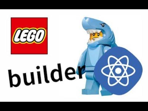 LEGO Builder using React App - API Calls and Simple UI - Part 2