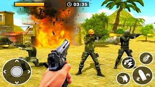 Special OPS Mission Impossible Shooting Game 2020 - Android GamePlay #2