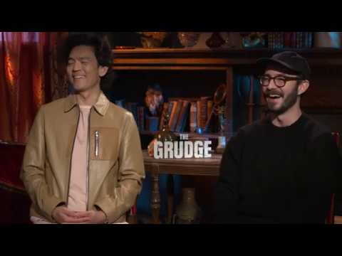 THE GRUDGE Interview with John Cho & Nicolas Pesce