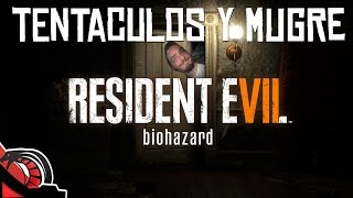 TENTÁCULOS Y MUGRE | RESIDENT EVIL 7 The midnight update Demo