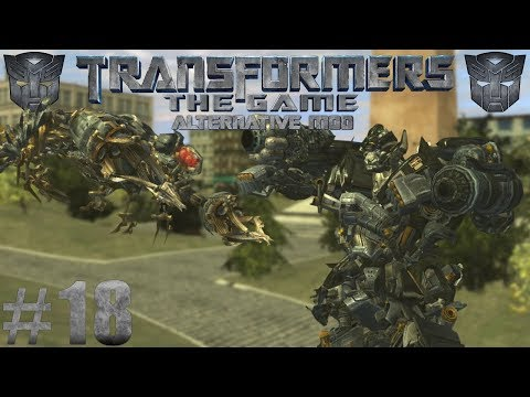SCORPONOK SHOWDOWN | Transformers: The Game Alternative Mod #18