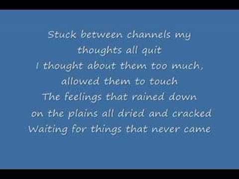 Jack Johnson - Sleep Through The Static (lyrics)