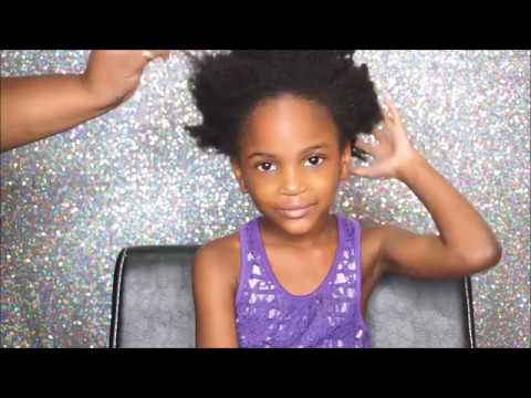 Simple Back To School Hairstyle Youtube