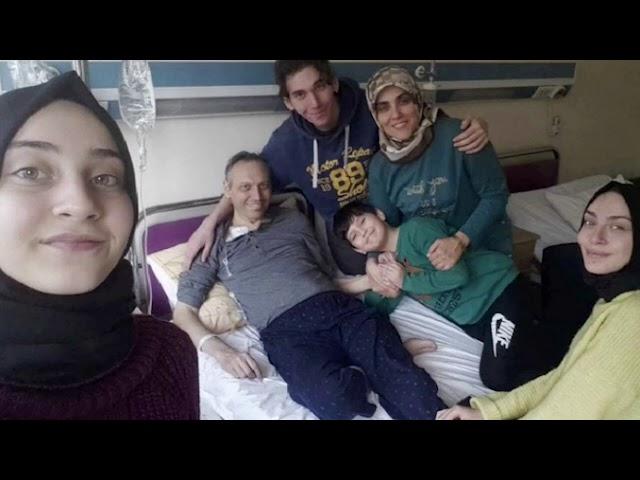 Susturulmuş Türkiye; Ölüme terkedilen KHK'lı Ahmet Özcerit'in, oğlu Sinan Özcerit