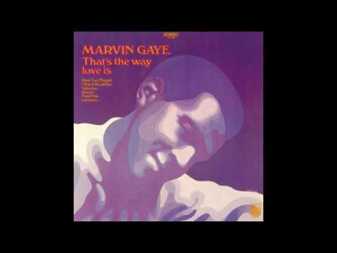 Marvin Gaye — Groovin'