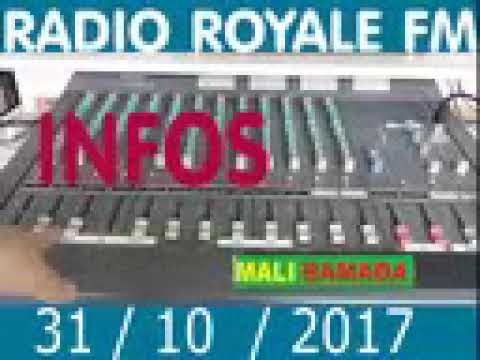 RADIO ROYALE FM, 31/10/2017