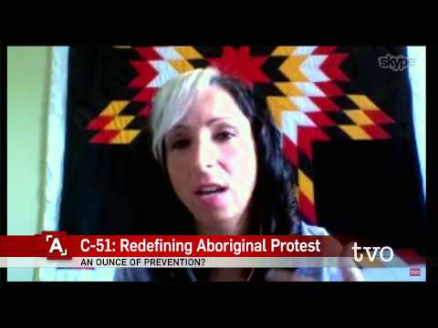 Redefining Aboriginal Protests