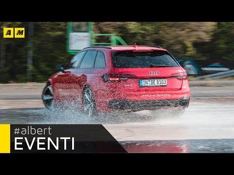 Alla 24H del Nurburgring con Audi Sport. Altro che F1