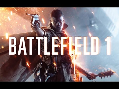 Battlefield 1 Gameplay Multiplayer 64 Players YouTubers/Twitch vs Celebrities