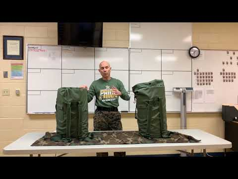 The Packing Of The Seabag