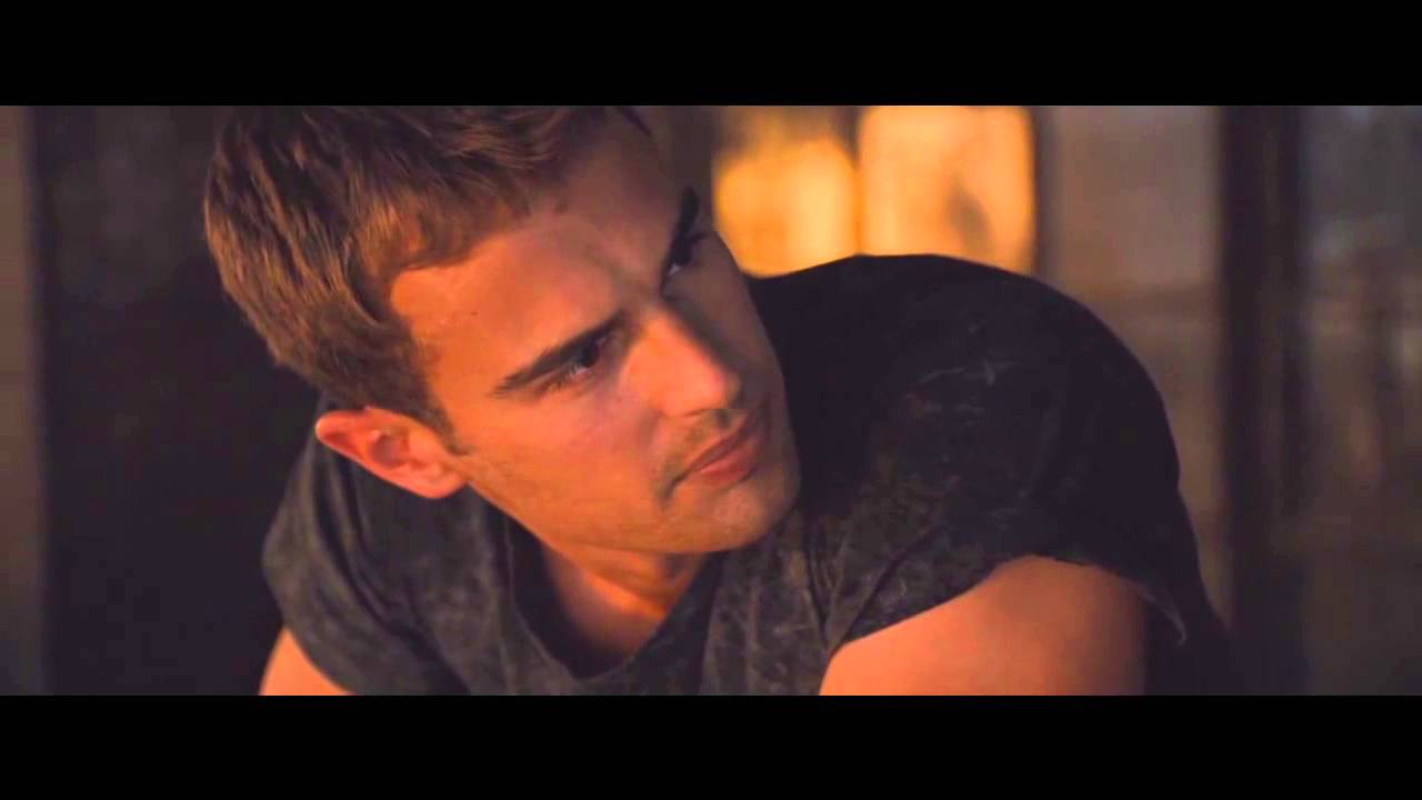 Divergent tattoo scene youtube for Divergent tattoo tris