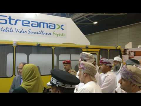 School Transport & Safety Exhibition in Oman