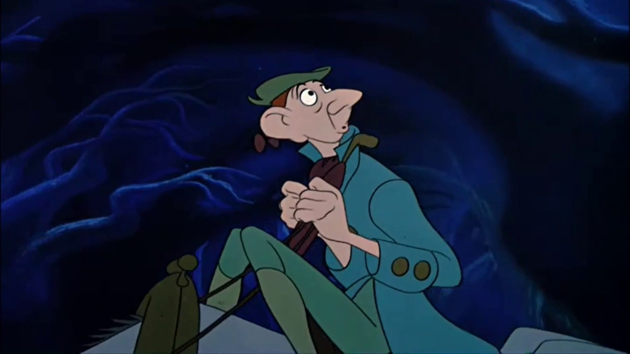 Download Ichabod and Mr. Toad (1949) Ichabod Travels Home