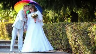 Свадьба г Великие Луки  Алексея и Олеси 05 октября 2013г