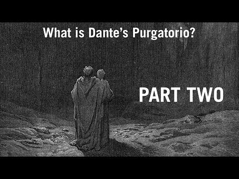 What is Dante's Purgatorio? | Overview & Summary!