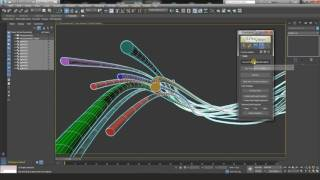 TurboSplines v1.0 for 3dsMax 2012-2018 | Create spline wrapping animations in 3ds Max