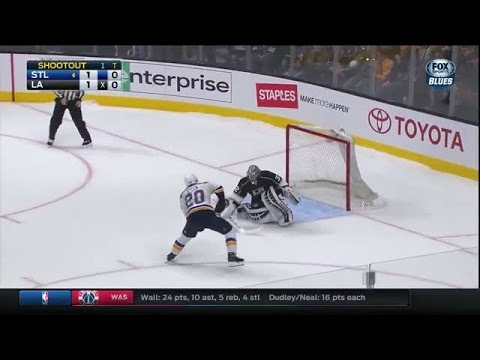 Shootout: Blues vs Kings