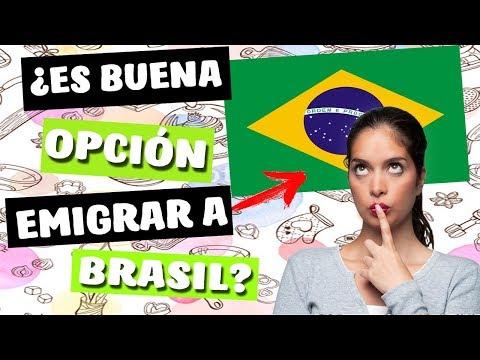 EMIGRAR A BRASIL? La Opcin que te Sorprendera!  | Vivir y trabajar en Brasil
